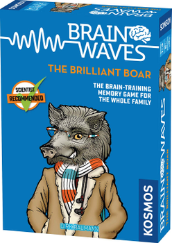 Brainwaves: The Brilliant Boar board game