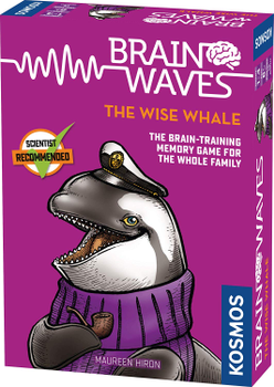 Brainwaves: The Wise Whale board game