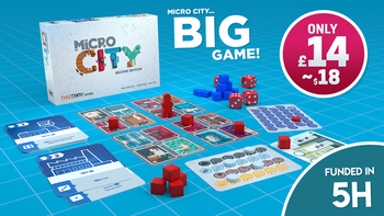 Micro City - Pocket Sized Citybuilding Game