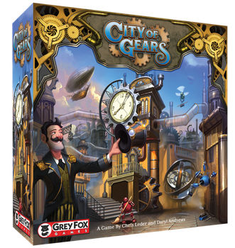 City of Gears board game