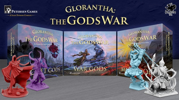 Glorantha: The Gods War (Reprint & NEW Expansions)