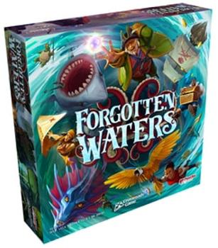 Forgotten Waters board game