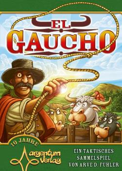 El Gaucho board game