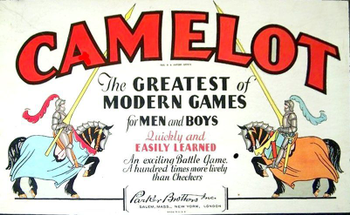 Camelot board game