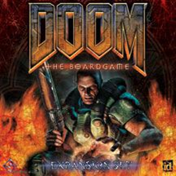 Doom: The Boardgame Expansion Set board game
