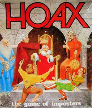 Hoax board game
