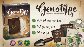 Genotype: A Mendelian Genetics Game