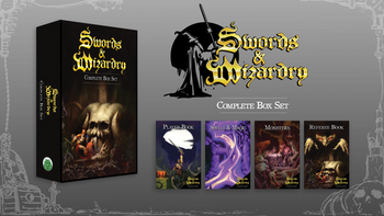 Swords and Wizardry: Limited and Collectors Edition Box Sets