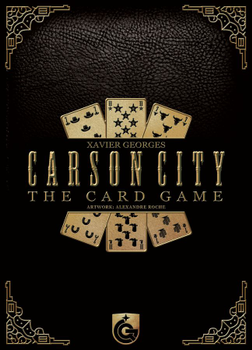 Carson City: The Card Game board game