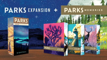 PARKS Expansion: Nightfall + PARKS Memories
