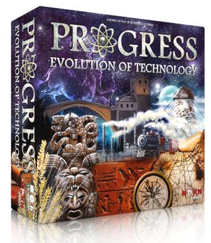 Progress: Evolution of Technology board game