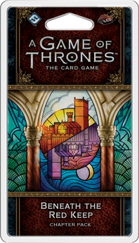 A Game of Thrones: The Card Game (Second Edition) - Beneath the Red Keep board game