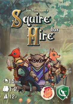Squire for Hire board game