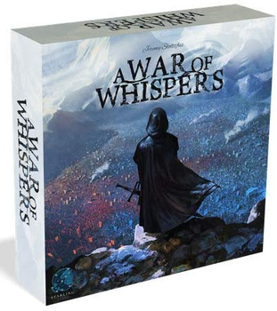 A War of Whispers board game
