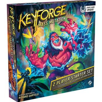 KeyForge: Mass Mutation board game