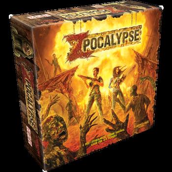 Zpocalypse board game