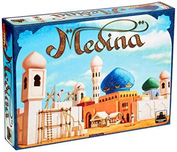 Medina (second edition) board game
