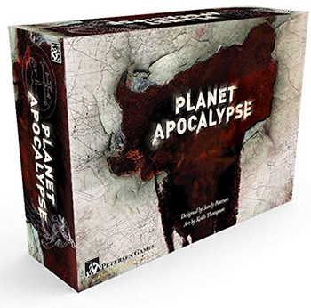 Planet Apocalypse board game