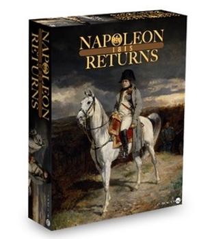 Napoleon Returns 1815 board game