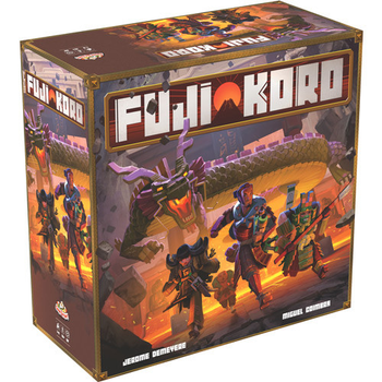Fuji Koro board game