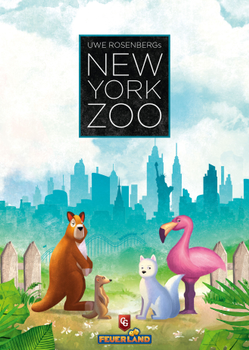New York Zoo board game