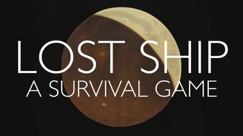 Lost Ship board game