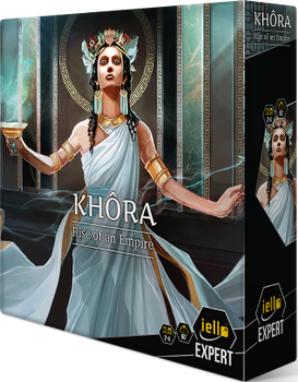 Khôra: Rise of an Empire board game