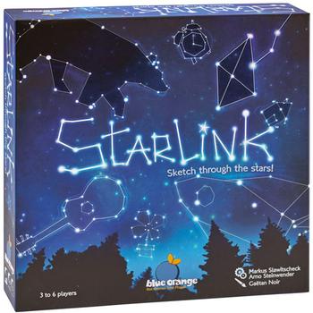 Starlink board game