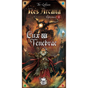 Res Arcana: Lux et Tenebrae board game