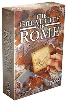The Great City of Rome board game
