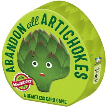Abandon All Artichokes board game