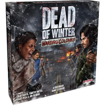 Dead of Winter: Warring Colonies Expansion board game