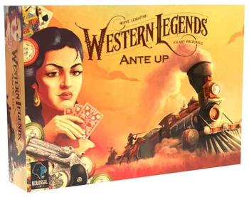 Western Legends: Ante Up board game