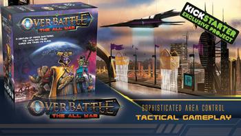 OverBattle: The All War