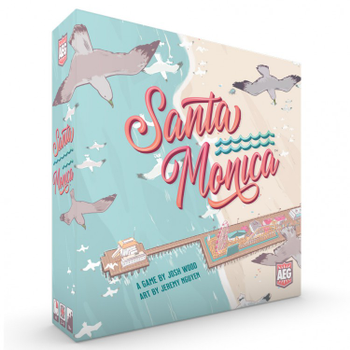 Santa Monica board game