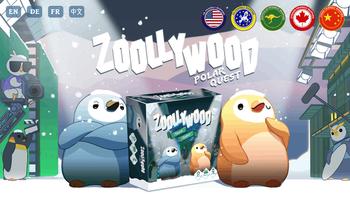 Zoollywood board game