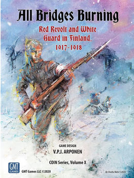 All Bridges Burning: Red Revolt and White Guard in Finland, 1917-1918 board game