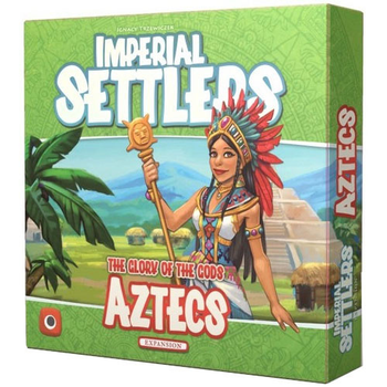 Imperial Settlers: Aztecs Expansion board game