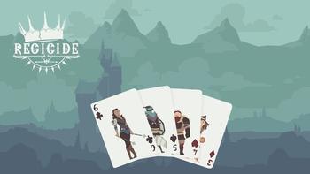 Regicide board game