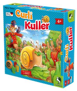 Curli Kuller board game