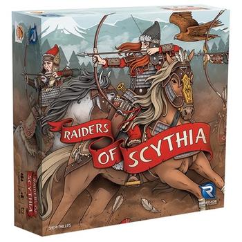 Raiders of Scythia board game