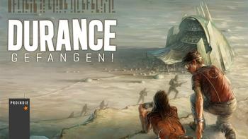 Durance - Gefangen! board game