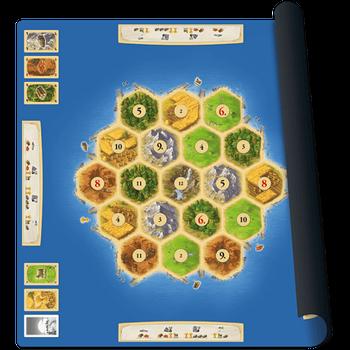 Catan: Playmat Gold