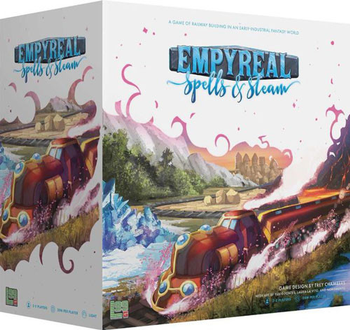 Empyreal: Spells & Steam board game