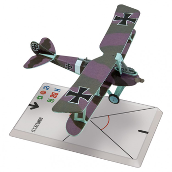Wings of Glory WWI: Rumpler C.IV board game