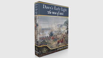 Dawn's Early Light board game