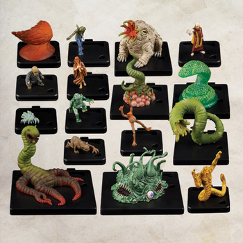 Arkham Horror: Monster Miniatures Wave 4 board game