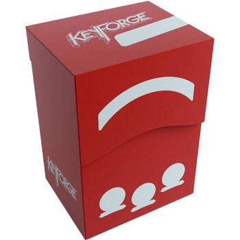 KeyForge: Gemini Deck Box - Red