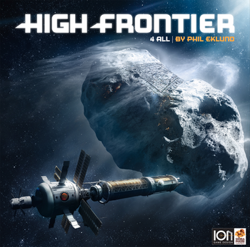 High Frontier 4 All board game