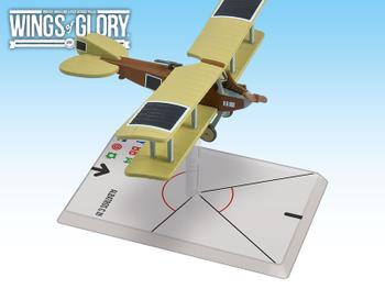 Wings of Glory WWI: Albatros C.III board game